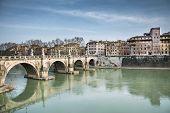 Castel Sant'angelo's Bridge