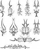 Pinstripe Design