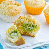 Broccoli Muffin