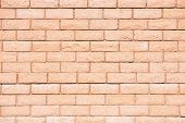 stock photo of pinky  - Pinky Brick Wall Backdrop Photography - JPG