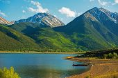 Colorado Twin Lakes
