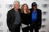 NEW YORK-OCT 5: (L-R) Actors Richard Gere, Kyra Sedgwick & Ben Vereen attend