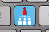 Social Network Users Key