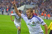 Oleg Gusev von Dynamo Kiew