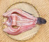 Dried Striped Snakehead Fish