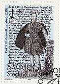 Eric Xiv Stamp