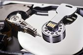 Hard disk and USB stick