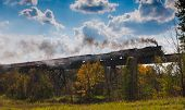 Milwaukee Road #261 - Superior Trestle 2014
