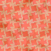 Mallow tileable mosaic decorative seamless background