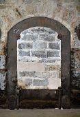 Bricked-up Door