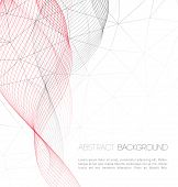 Abstract technology background. Template design