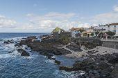 Garachico And Sea