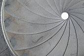 Old Aperture - Exposure Diaphragm