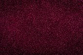 Red Glitter Shines Background
