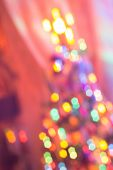 Colorful Light Texture