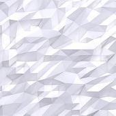 Abstract polygonal background. Low poly style.