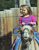 A Camel Ride At The Reid Park Zoo