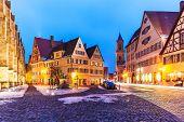 Dinkelsbuhl, Germany