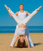 Sea Sports Couple
