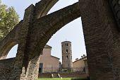 Ravenna Church Of Santa Maria Maggiore