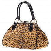 Handbag Satchel Fashion in Leopard