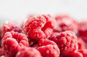 Frozen Raspberry Berries