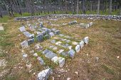 Mirila - Historic Stone Graves In Dalmatia