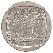 African Rands Coin