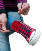 How To Tie Shoelaces On Sneakers