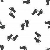 foto of webbed feet white  - Image of human footprints - JPG