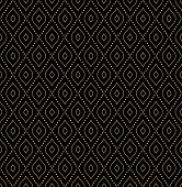 picture of diagonal lines  - Geometric repeating vector ornament with diagonal dots - JPG