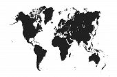 picture of barter  - The world map for decorate and design system - JPG