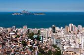 foto of ipanema  - Cantagalo Favela - JPG