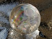 Rainbow Crystal Ball