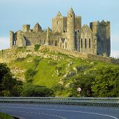 Rock of Cashel, County Tipperary, Irland