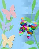 Aspie Butterfly