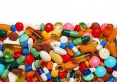 Pills border