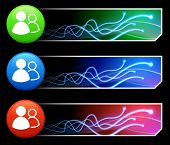 Benutzergruppe Symbolsatz auf Tcl/Tk-farbigen Schaltfläche ursprüngliche Abbildung