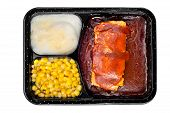 Tv Dinner Of Ribs