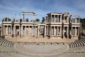 Roman Theatre - Merida Spain