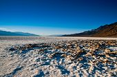 badwater basin view