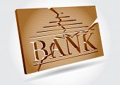Financial Concept - Bank Failures