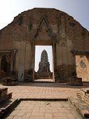 Wat Ratchaburana Ayuthaya