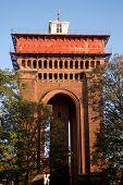 Torre del agua victoriana
