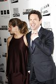 BEVERLY HILLS, CA - OCTOBER 14: Robert Downey Jr., wife Susan at the 25th American Cinematheque Awar