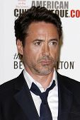 LOS ANGELES - OCT 14: Robert Downey Jr. Ankunft der 25th American Cinematheque Award ehrt Ro