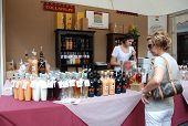 Friuli Doc Drinks Stall