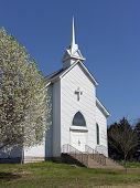 Country Church Lebanon Road