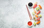 Sushi Assorted Set poster