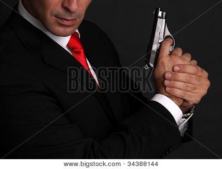 хитрый агент фото